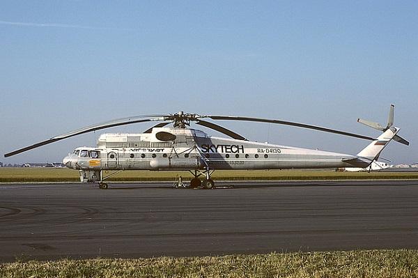 Вертолет ми-10. фото. характеристики. история