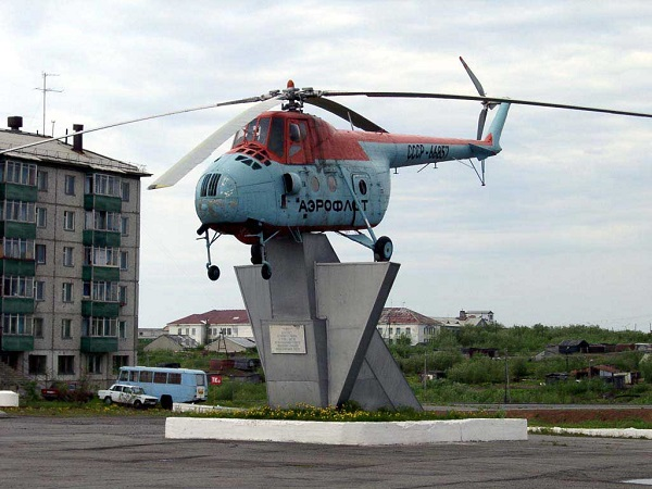 Вертолет ми-4. фото. характеристики. история.