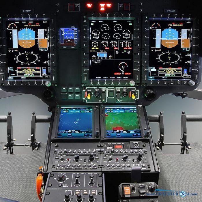 Вертолёт airbus helicopters h175. технические характеристики. фото.