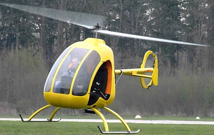 Вертолёт american sportscopter ultrasport 254. технические характеристики. фото.