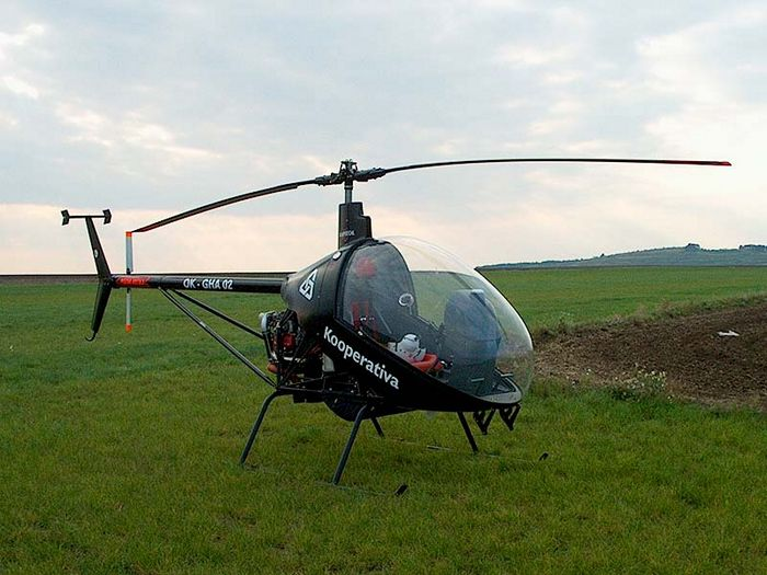 Вертолёт american sportscopter ultrasport 331. технические характеристики. фото.