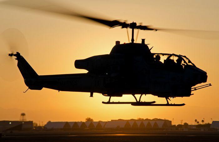 Вертолёт bell ah-1 supercobra. технические характеристики. фото.