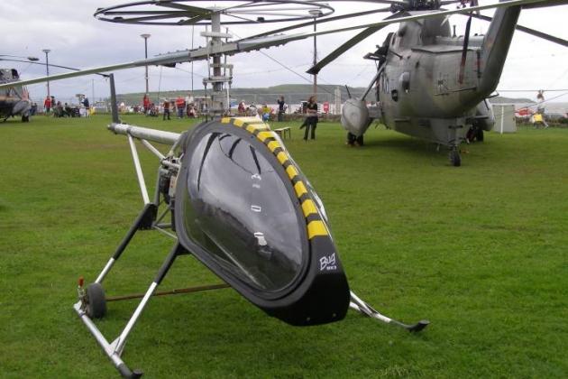 Вертолёт ben cope's bug. технические характеристики. фото.