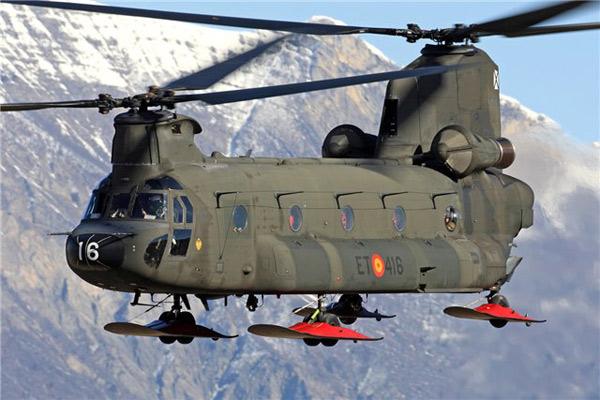 Вертолёт boeing vertol yuh-61. технические характеристики. фото.