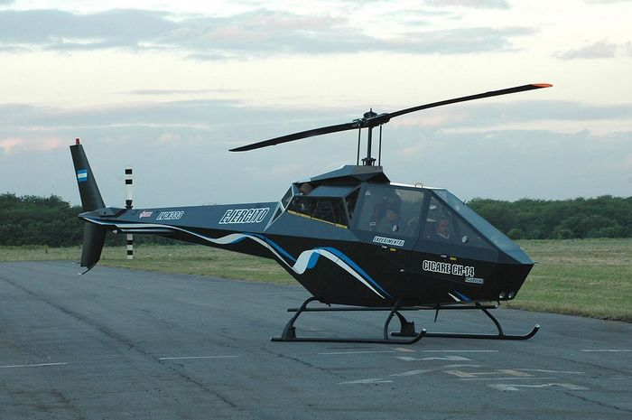Вертолёт cicare ch-11. технические характеристики. фото.