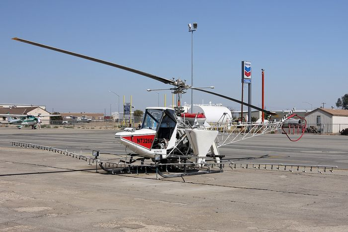 Вертолёт continental copters el tomcat. технические характеристики. фото.