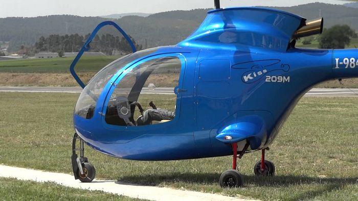 Вертолёт fama kiss 216. технические характеристики. фото.