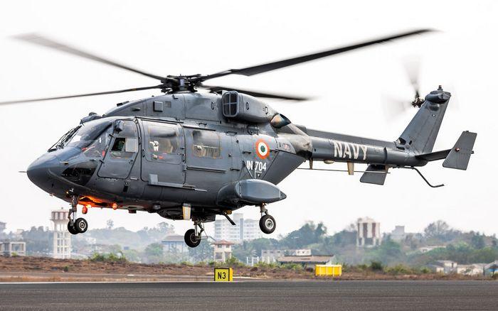 Вертолёт hal dhruv. технические характеристики. фото.