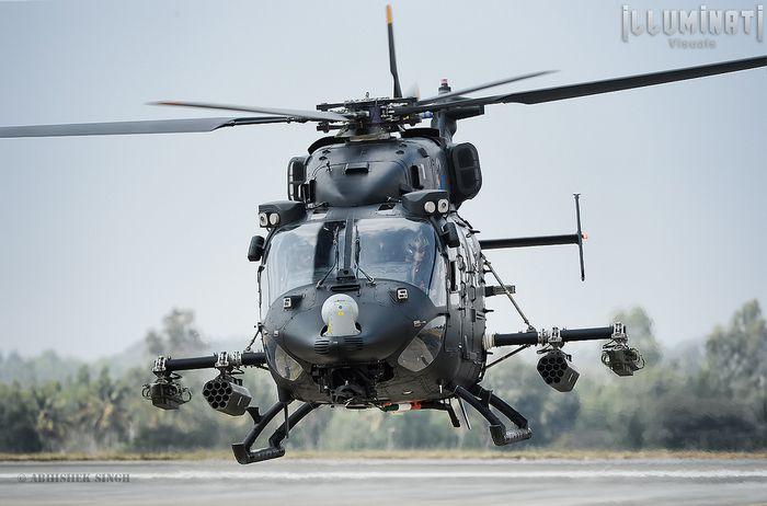 Вертолёт hal rudra. технические характеристики. фото.