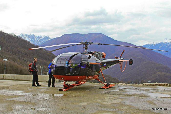 Вертолёт iar 316. технические характеристики. фото.