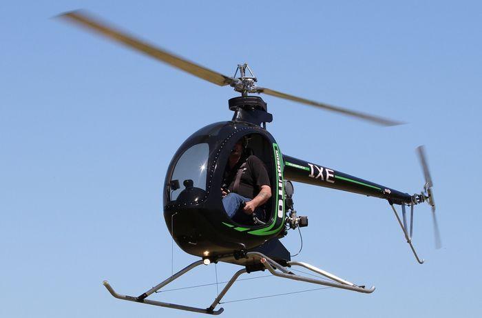 Вертолёт mosquito swift. технические характеристики. фото.