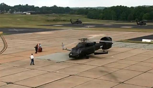 Вертолёт piasecki x-49 speedhawk. технические характеристики. фото.