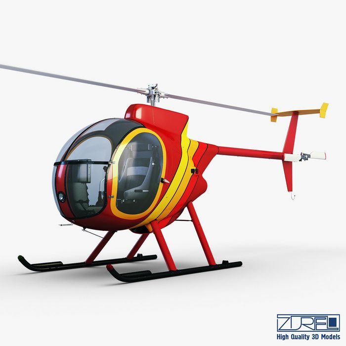 Вертолёт revolution mini-500. технические характеристики. фото.