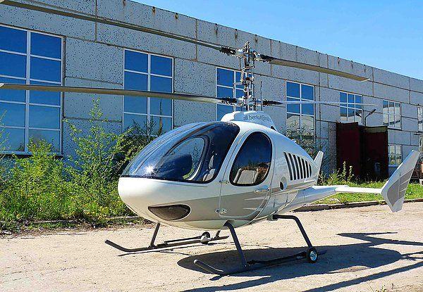 Вертолёт rotorway rw7. технические характеристики. фото.