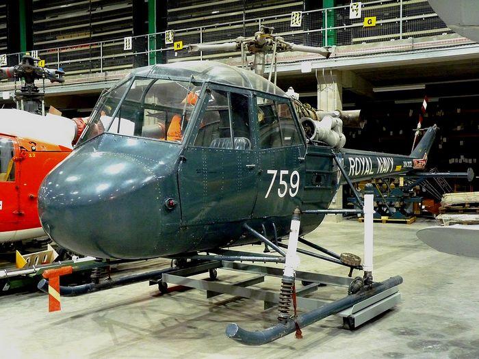 Вертолёт saro p.531. технические характеристики. фото.