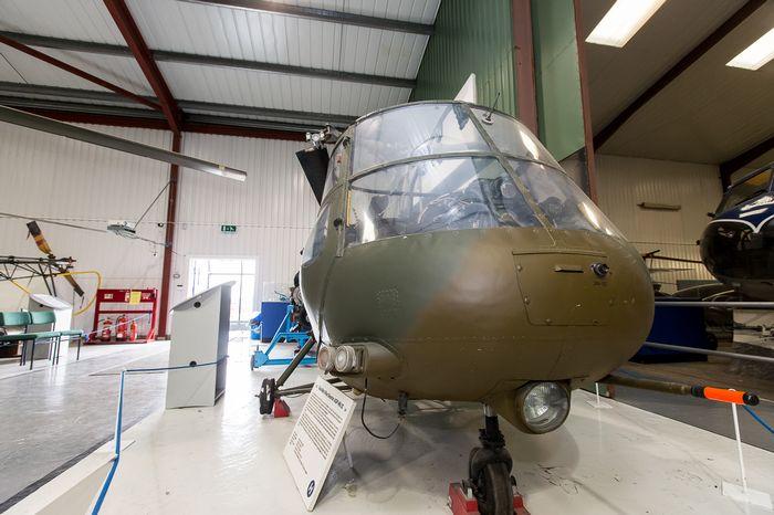 Вертолёт saunders-roe skeeter. технические характеристики. фото.