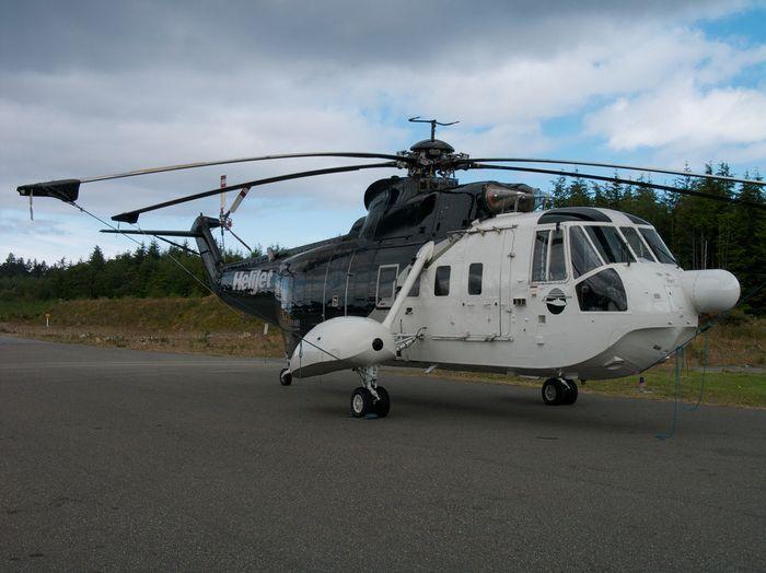 Вертолёт sikorsky ch-124 sea king. технические характеристики. фото.
