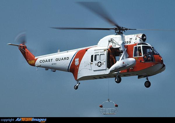Вертолёт sikorsky hh-52 seaguard. технические характеристики. фото.
