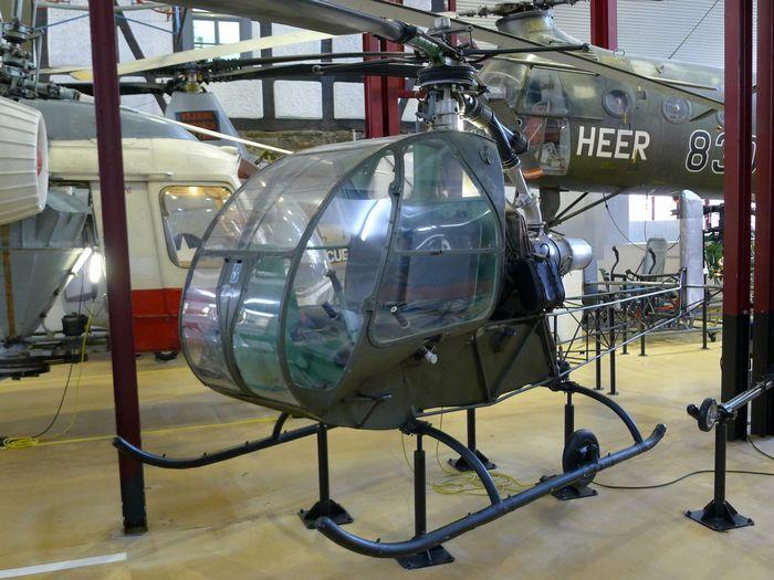 Вертолёт sud-ouest s.o.1221 djinn. технические характеристики. фото.