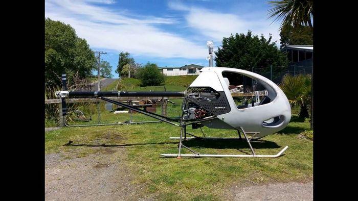 Вертолёт vortech commuter ii. технические характеристики. фото.