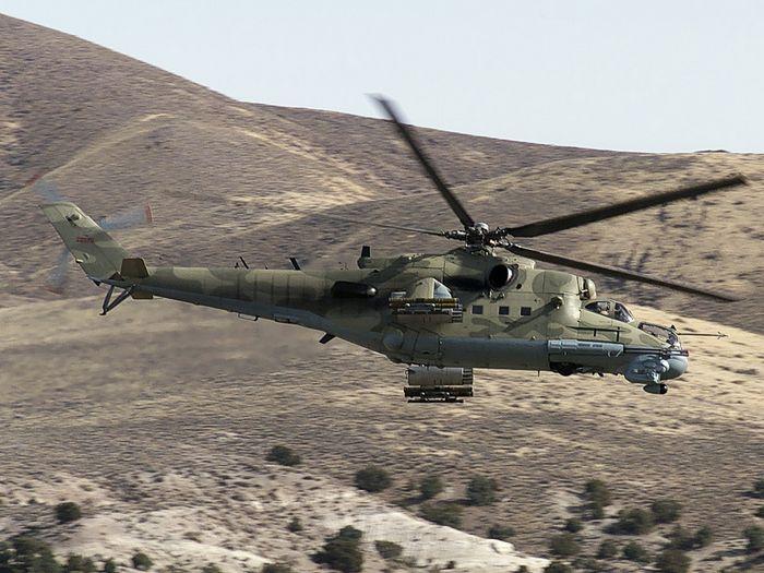 Вертолёты ми-24. боевые задачи и вооружение