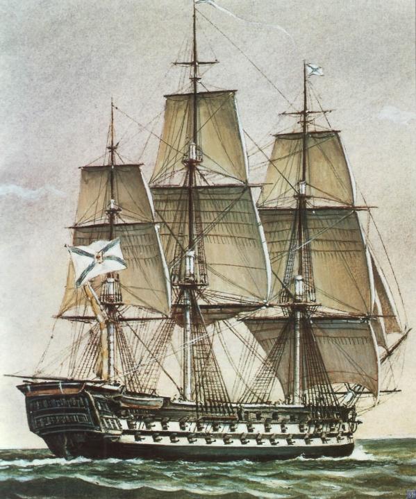 Винтовые линейные корабли типа победа