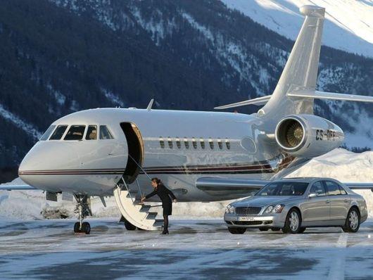 Vip - авиация для деловых людей