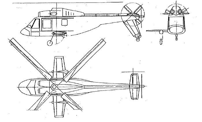 Вкратце. ударные вертолёты речи посполитой