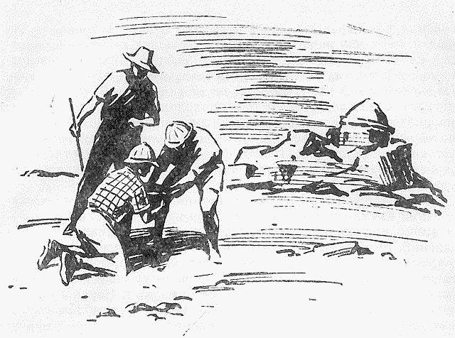 Владимир обручев «загадочная находка»