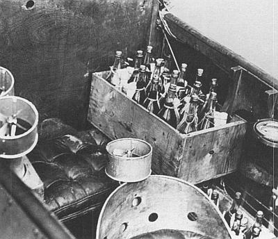 Вооружение русских самолетов в первой мировой войне.