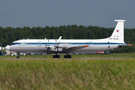 Воздушный командный пункт ил-22.