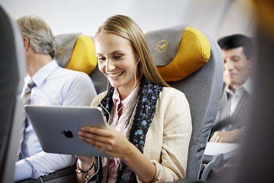 Вся правда о мобильных телефонах в самолете