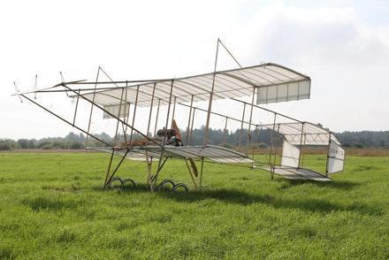 Вспомогательный самолет farman f.iv.