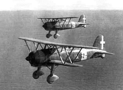 Ввс италии во второй мировой войне. боевые действия на балканах