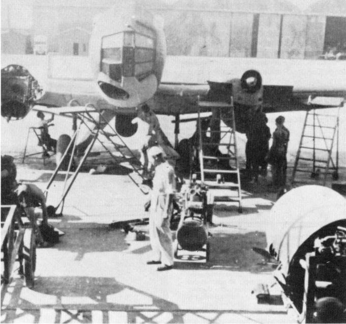 Высотные самолёты ju 86p и ju 86r. германия часть 2