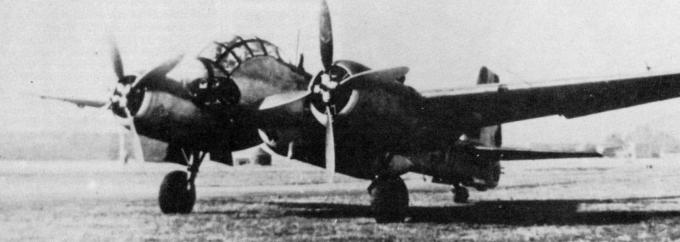 Высотный бомбардировщик и дальний разведчик junkers ju 388. германия часть 1