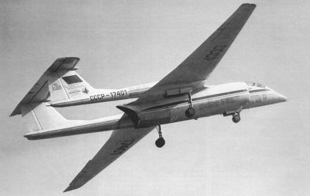 Высотный самолет для борьбы с аэростатами м-17«стратосфера».
