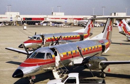 Выжившие в авиакатастрофах. embraer emb 120 brasilia. аsa. 1995.