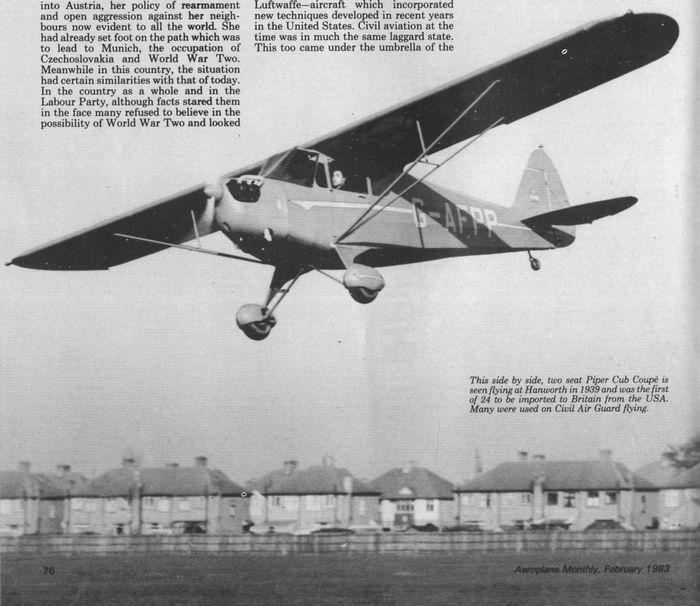 Wag-aero cuby. технические характеристики. фото.