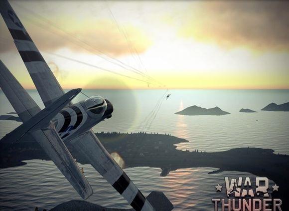 War thunder. онлайн авиасимулятор. игра. описание. видео.