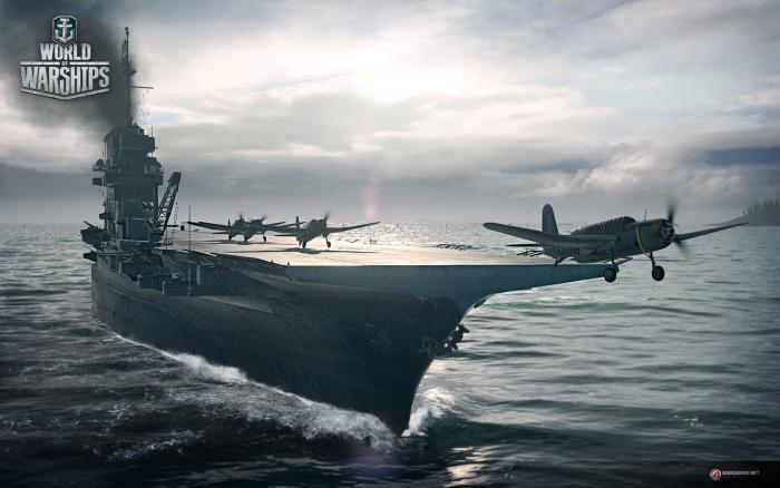 World of warships, ну как же без меня? ветка авианосцев. углубленное изучение вопроса.