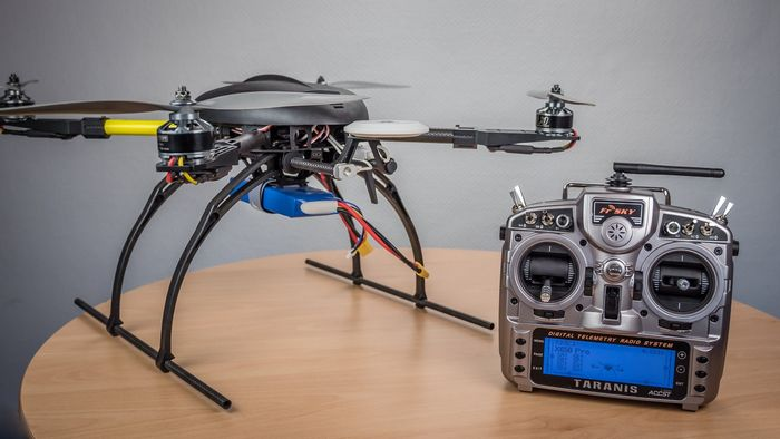 Xaircraft x450 pro. технические характеристики. фото.