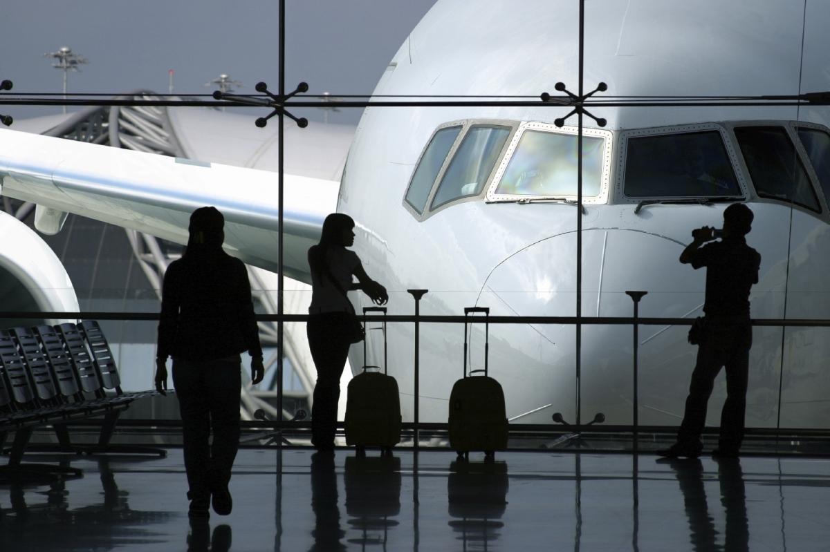 За какое время приезжать в аэропорт