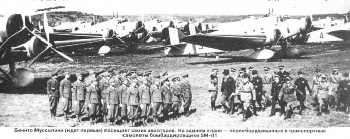 Забытая война regia aeronautica