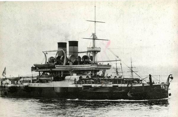 Задачи русского флота в морской войне